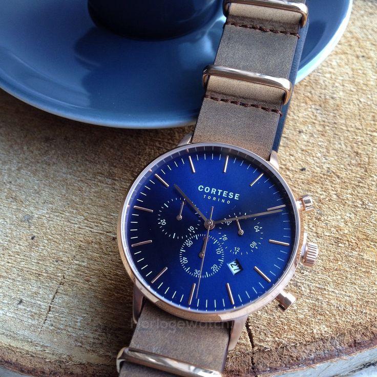 Cortese Torino Dinastia herenhorloge C16001 Horlogewatch.nl