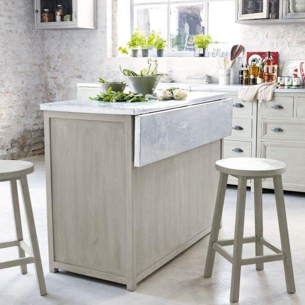 30 best images about il t de cuisine on pinterest - Fabriquer ilot central cuisine ...