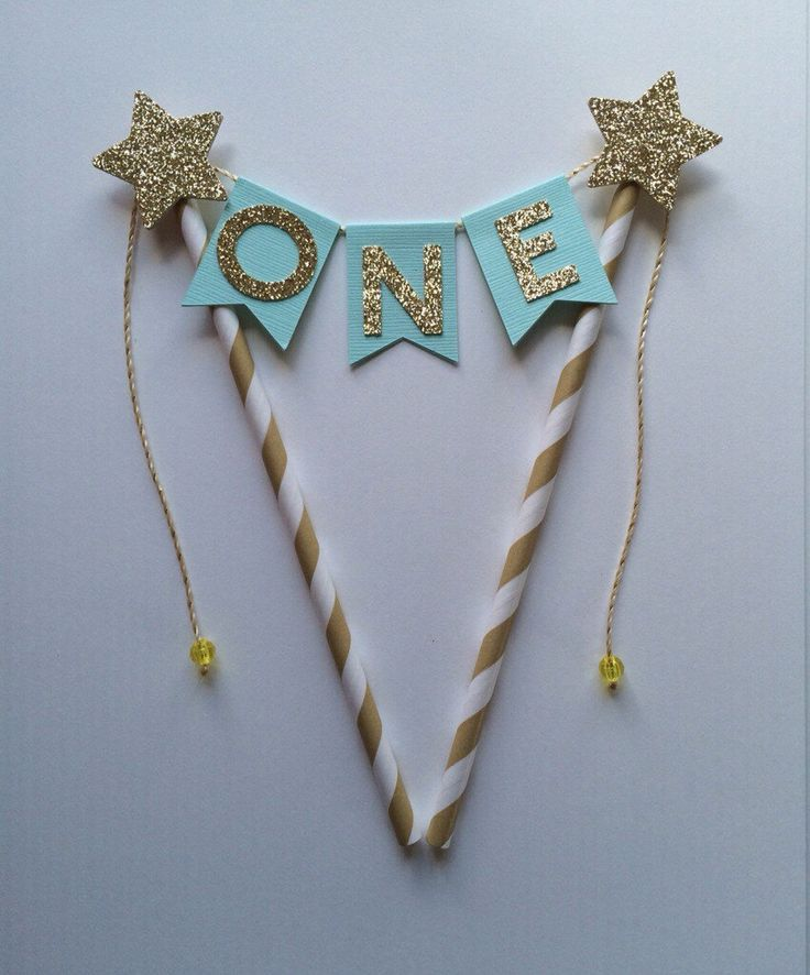 A personal favorite from my Etsy shop https://www.etsy.com/listing/254822131/twinkle-twinkle-little-star-cake-bunting
