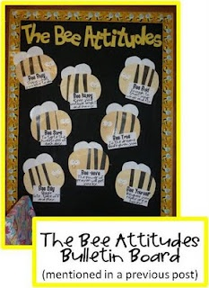 <3 Bumble Bee Classroom Management <3