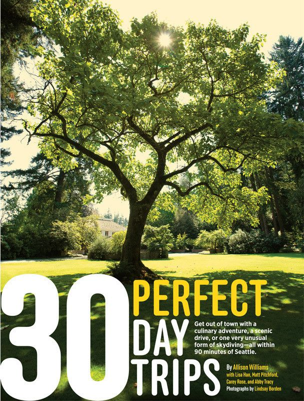 30 perfect day trip ideas