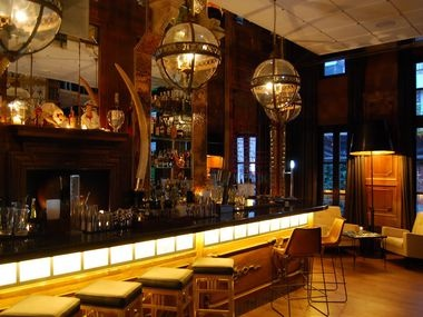Boca chica, Barcelona  Design & posh restaurante ... great also for cocktails and afterwork drinks!
