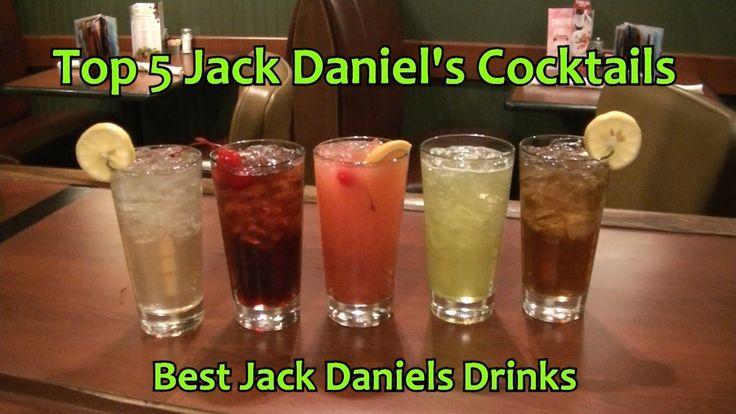 Top 5 Jack Daniels Cocktails Best Jack Daniel S Drinks