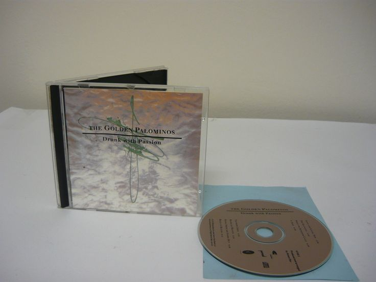 Drunk with Passion by The Golden Palominos (CD) Rock Popular Experimental Rock