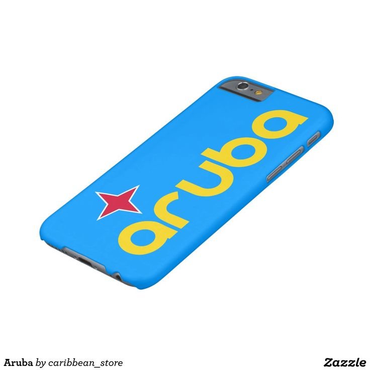 Aruba Barely There iPhone 6 Case.