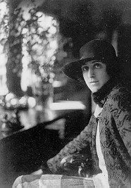 Vita Sackville West: I heard of her for the first time only yesterday. Now, I am completely smitten & will feature this author in my A-Z series this year.