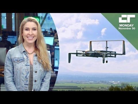 #VR #VRGames #Drone #Gaming Amazon's New Prime Air Drone Revealed | Crunch Report Amazon, Apple Music, BBM, Bill Gates, black friday, blackberry, blackberry enterprise services, breakthrough energy coalition, climate change, cyber monday, drone, Drone Videos, Facebook, holiday shopping, mark zuckerberg, Microsoft, mission innovation, mobile, Pakistan, Prime Air, rdio, SONOS, Thanksgiving #Amazon #AppleMusic #BBM #BillGates #BlackFriday #Blackberry #BlackberryEnterpriseServi