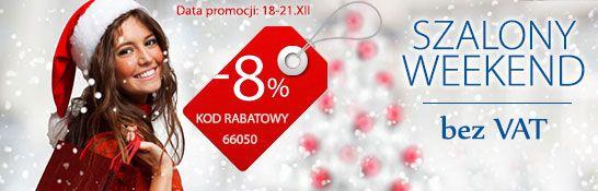 #PROMOCJA Szalony weekend bez VAT  http://alesoczewki.com/_cms/view/129/szalony-weekend-bez-vat.html