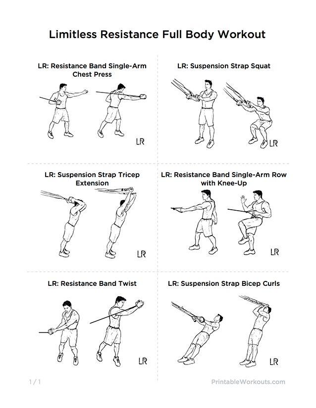 216 best images about TRX Workouts on Pinterest | Trx straps, Best ...