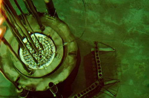 Reed College Research Reactor | Atlas Obscura