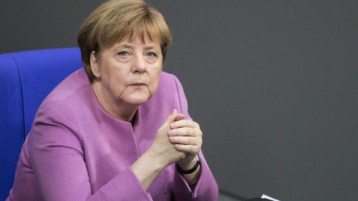 Türkei-Debatte im Bundestag: Lammert ärgert Merkel