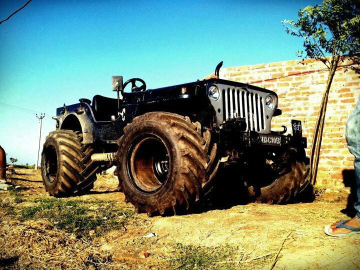 Mahindra Willys Jeep Willys Jeep Jeep Offroad Jeep