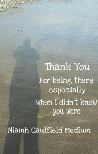 #thankyou #support #silentsupport #niamhcaulfieldmedium