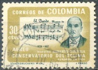 OFERTAS FILATELICAS de COLOMBIA. Parte 3.