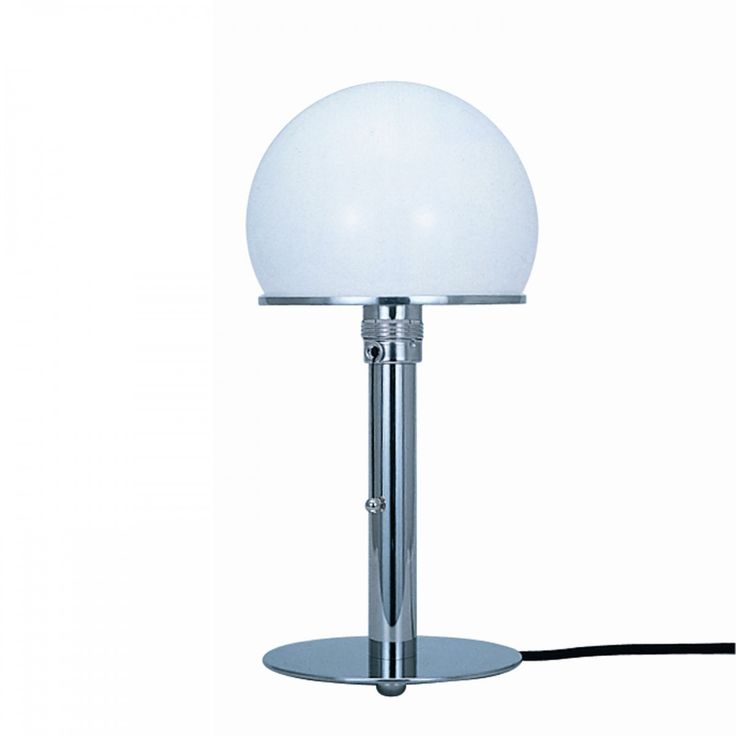 Wagenfeld 24 Table L& by Wilhelm Wagenfeld for Tecnolumen GmbH  sc 1 st  Pinterest & 212 best Lighting images on Pinterest | Table lamps Ceiling and ... azcodes.com