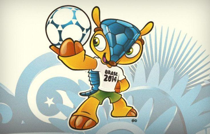 La mascota del mundial de Brasil 2014