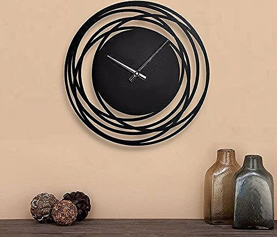 Horloges De Cuisine In 2020 With Images Modern Kitchen Wall