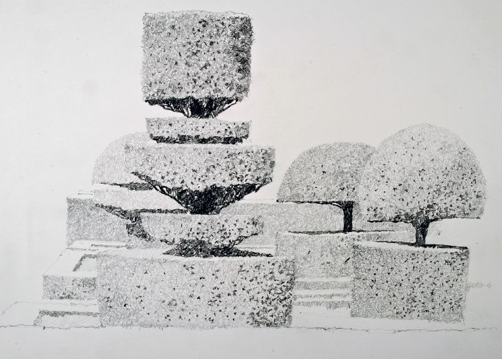 Ian Sidaway Tests Derwent Graphic Pencils