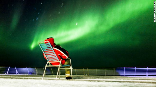 Norway offers ringside seats for the northern lights, especially in the winter.