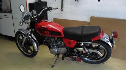 Yamaha SR 500 Typ 2J4 in Nordrhein-Westfalen - Höxter | Motorrad gebraucht kaufen | eBay Kleinanzeigen