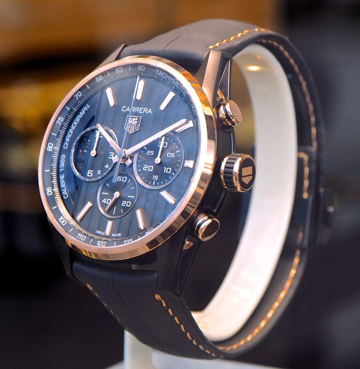 Carrera часы мужские фото