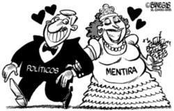 Primeiro de abril, o Dia da Mentira deveria se tornar o dia oficial dos políticos brasileiros