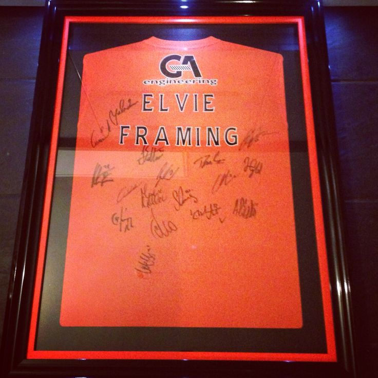 Dundee united framed top