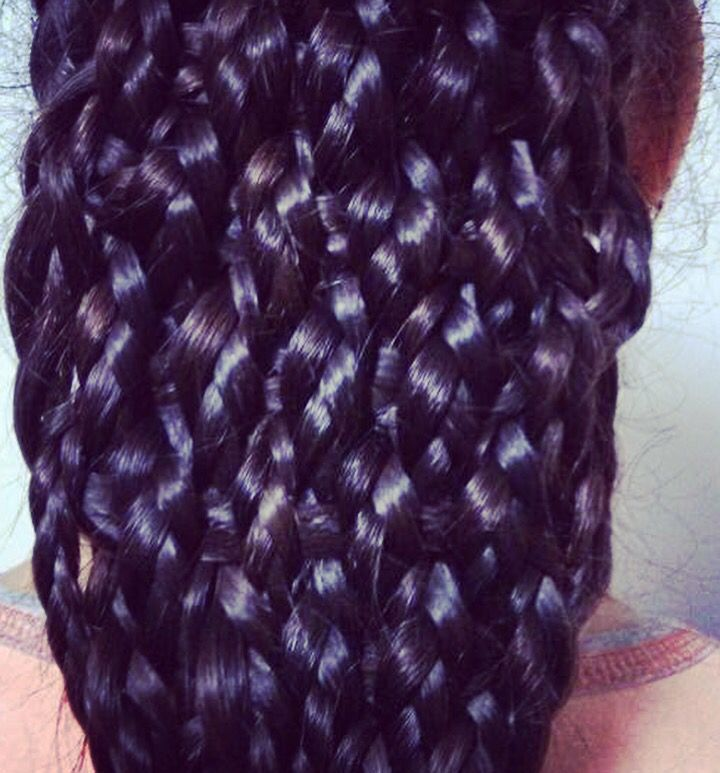 #braids #AnaLulikova