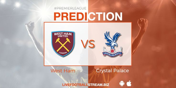 #PREMIERLEAGUE #WestHam - #CrystalPalace  ⚽ Predictions: http://ow.ly/5z6J30i427Q  📲 Android & iOS App: bit.ly/LFS-App 🗣 Community: bit.ly/LFS-group