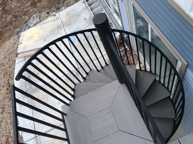 Best Get A Metal Spiral Staircase Price Quote Metals Spiral 400 x 300