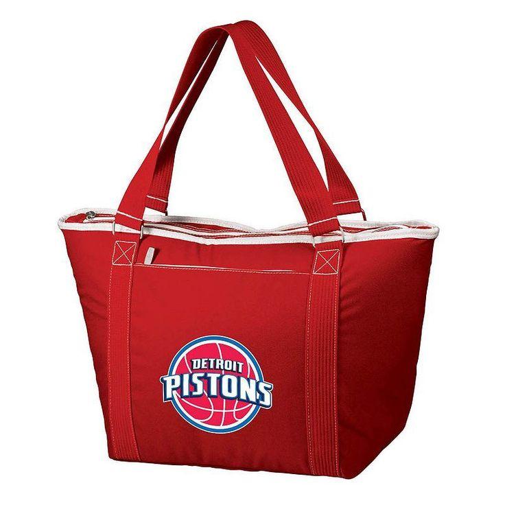 Picnic Time Detroit Pistons Topanga Cooler,