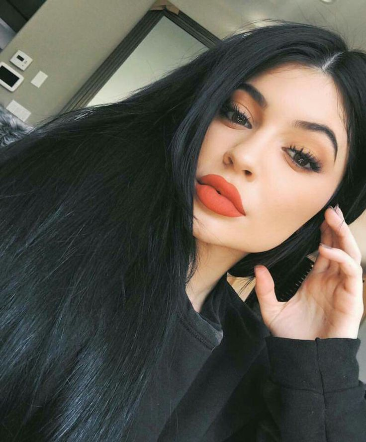Kylie Jenner's new lipstick colour