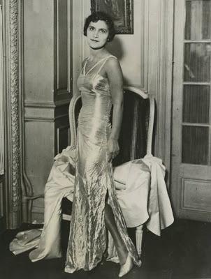 Η πρώτη Ελληνίδα «Μις Ευρώπη» το 1930, η Αλίκη Διπλαράκου.