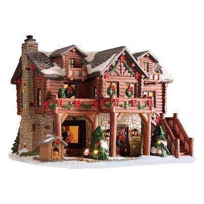 56 best Christmas Village images on Pinterest | Christmas villages ...