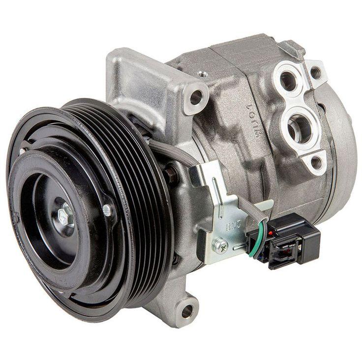 New 2014 Chevrolet Captiva Sport AC Compressor