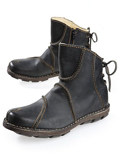 stiefeletten lona von rovers in schwarz deerberg zapatophono pinterest ankle boots. Black Bedroom Furniture Sets. Home Design Ideas