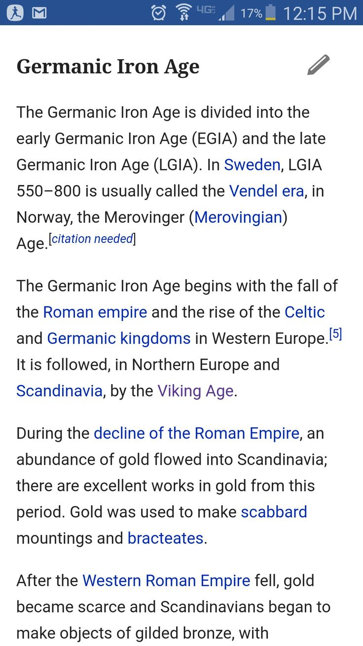 Germanic Iron Age - sw is somewhere between german tribes and scandinavian raiders and clovis's dominion