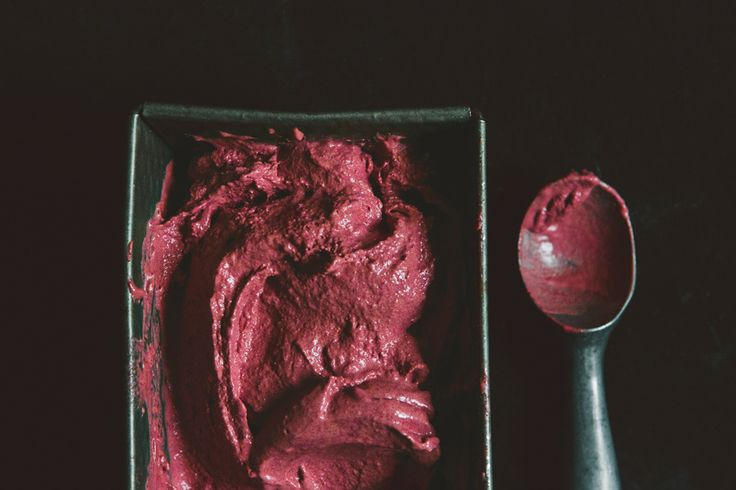 Rote Beete Eis • KRAUTKOPF