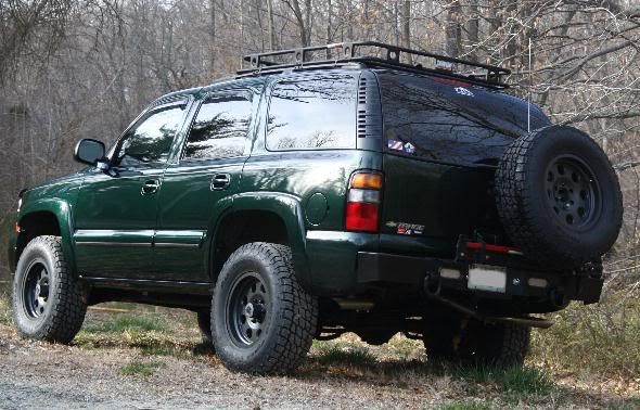 2002 Tahoe Expeditionary Vehicle Quot Under Construction