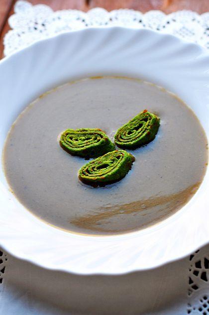 Zupa grzybowa #thermomix