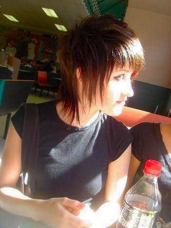 1000 Images About Pixie Mullet On Pinterest Short