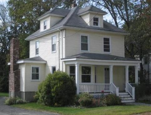 202 best images about home foursquare living on pinterest for Old american style houses