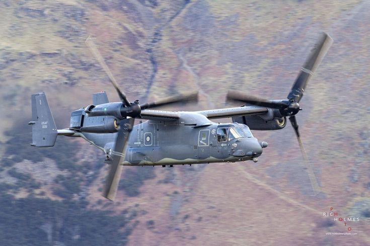 Bell Boeing V-22 Osprey Tilt Rotor Aircraft