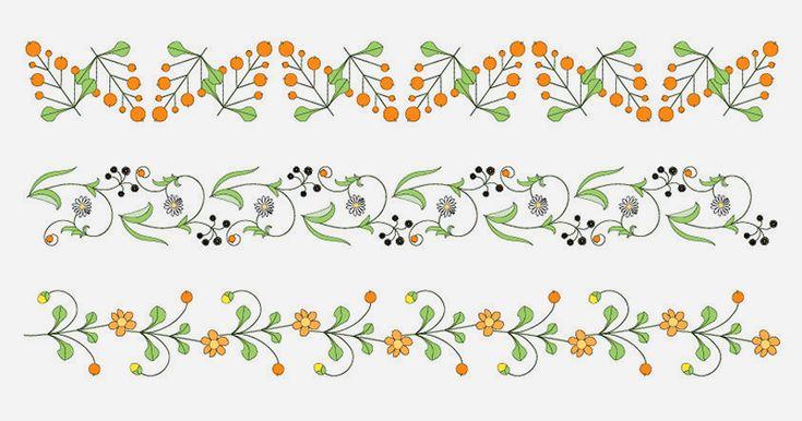 Поскольку мое первое образование инженерное, то мой метод разработки рисунков и орнаментов в некоторой степени схож с конструированием механизмов. Но не пугайтесь, в итоге мы получим не чертежи трактора, а прекрасные цветочные узоры и композиции. Мы будем создавать с вами «Ботанический конструктор», который позволит нам легко, используя простые цветочные мотивы, создавать бесчисленное разнообразие дизайнов вышивки.