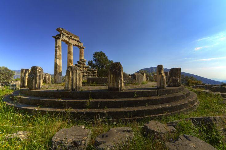 Four Day Classical Greece Tour:  Epidaurus, Mycenae, Olympia,  Delphi, Meteora   Pronaia  Delphi