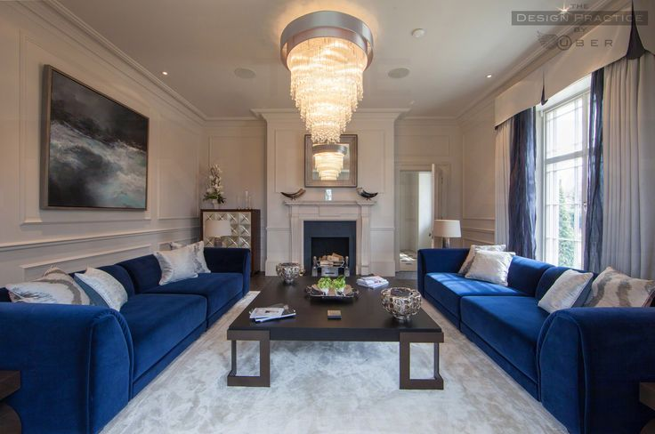 Drawing room : Grade II Listed Georgian Cheshire home restored and modernised