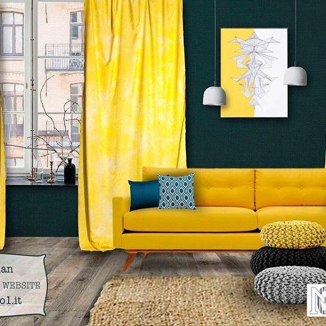 17 migliori idee su Salotto Verde su Pinterest  Stanze ...