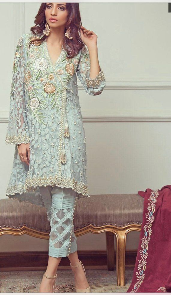 pakistani designer suits readymade shalwar Kameez,