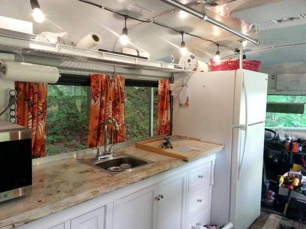 Bus Conversions - Tiny House Talk - Small Space Freedom ...