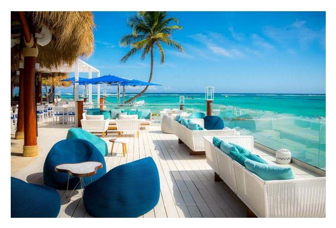 Inauguration de l'Oasis Zen du Club Med Punta Cana #luxuryhotels
